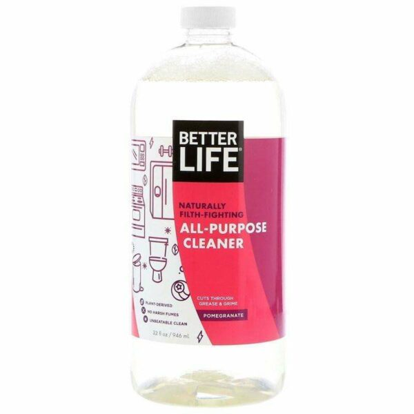 Better Life - All-Purpose Cleaner What-EVER! Pomegranate - 32 Oz - AM VITAMINS