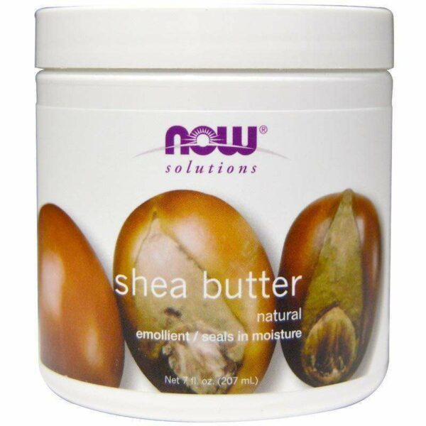 Now Foods - Solutions, Shea Butter - 7 fl oz (207 ml) - AM VITAMINS