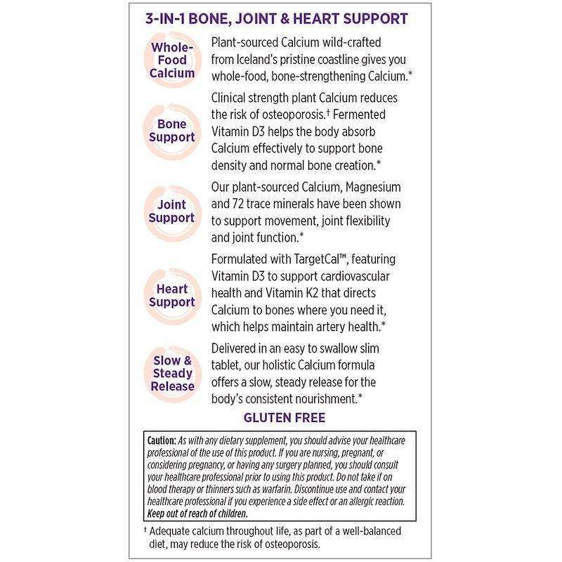 New Chapter - Bone Strength Take Care™ - 120 Tablets - AM VITAMINS