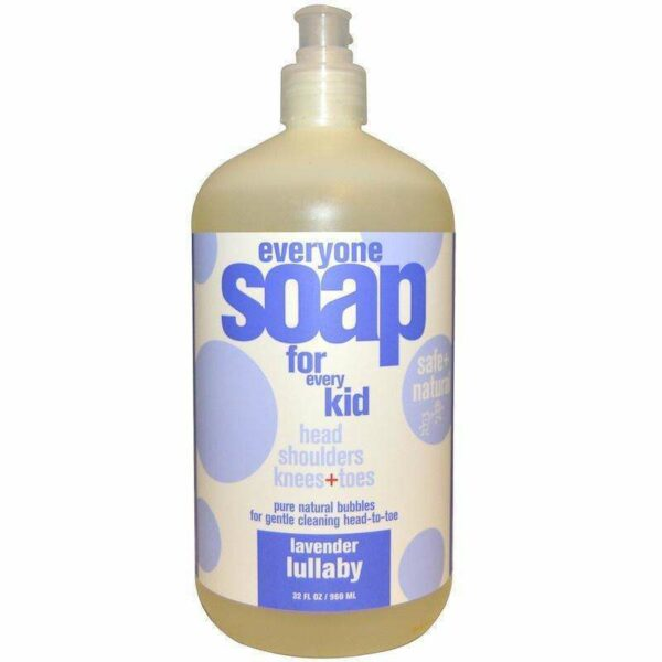 EveryOne - Soap Kids Lavender Lullaby - 32 Ounce - AM VITAMINS