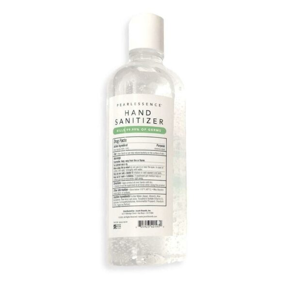 (Case of 12) Pearlessence - Hand Sanitizer - 16 oz - Limited 1 Per Order - AM VITAMINS
