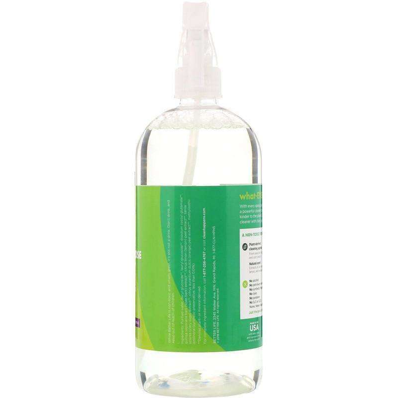 Better Life - All-Purpose Cleaner What-EVER! - Clary Sage & Citrus - 32 Oz - AM VITAMINS