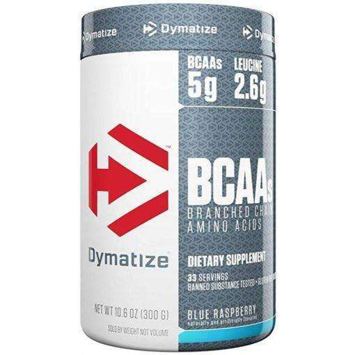 Dymatize - Nutrition, BCAAs, Branched Chain Amino Acids, Unflavored - 10.6 oz (300 g) - AM VITAMINS