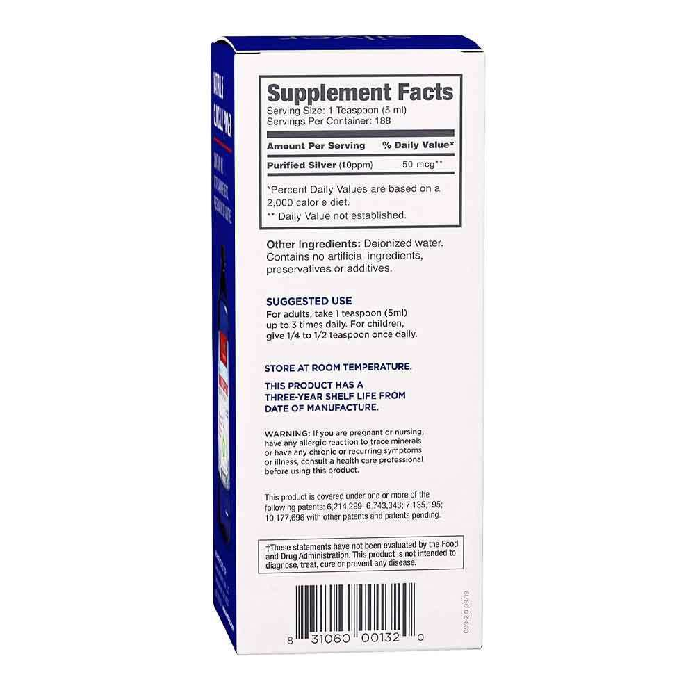 Daily Immune Support- 10 PPM - 32 oz - American Biotech Labs - AM VITAMINS