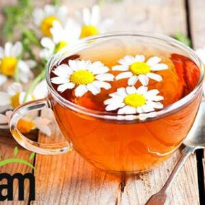Chamomile tea is good for lose weight