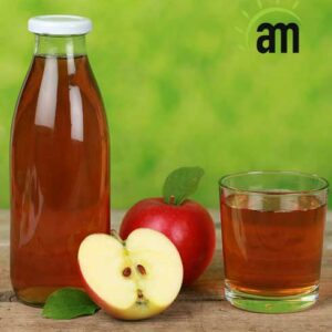 what are the effects of apple tea?